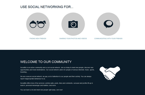 Create your own niche social networking site !
