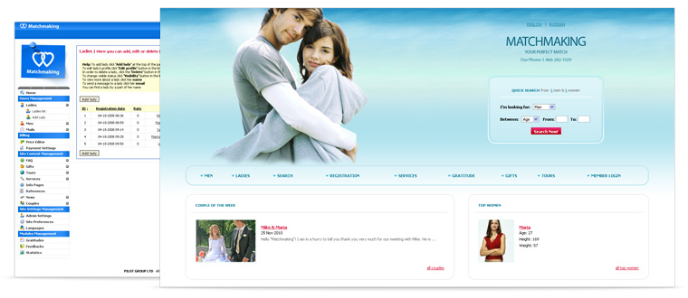 PG matchmaking site: Matchmaking Services & Online Dating Personals software features. Personal matchmaking