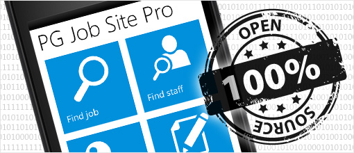 Open source application. PG Job Site Pro Solution | Free job site script installation